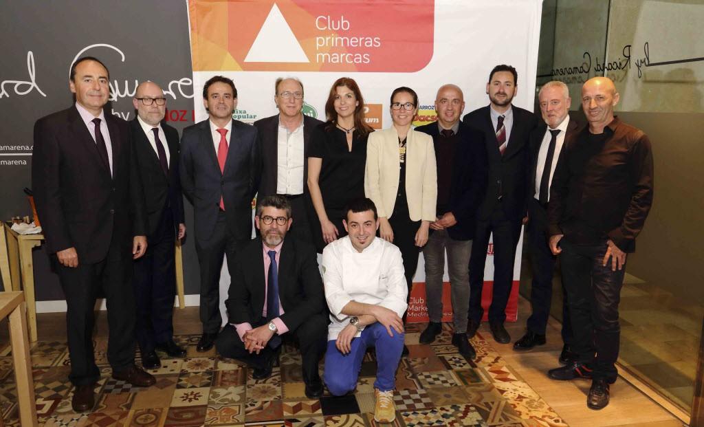 club primeras marcas
