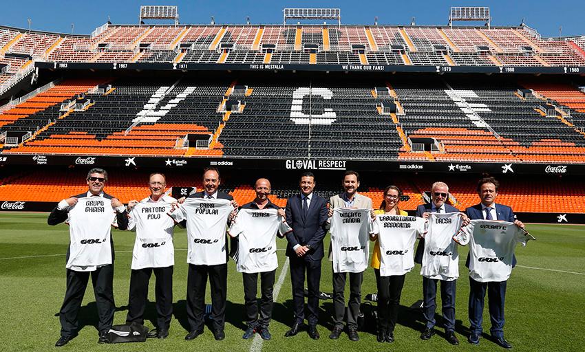 Club de primeras marcas valencia CF